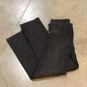 ANY DENIM3/for$15 Gymbroree Sz10BlkJeansnever worn
